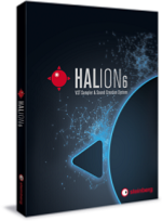 HALion 6 PC/MAC Soft eLicenser