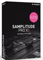 MAGIX Samplitude Pro X5 2021 Win License 5-99 Users, per User Education/Charity/NfP