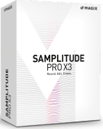 MAGIX Samplitude Pro X3 Win License 5-99 Users, per User Education/Charity/NfP