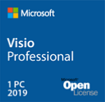 Visio Pro 2019 Academic (not available for individual staff & students)