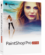 Corel PaintShop Pro Education/Charity/Not for Profit License