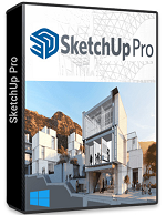 SketchUp Pro 2021 Graduate Bundle 1 Year Term - Graduates only