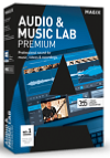 MAGIX Audio & Music Lab Premium Win License 5-99 Users, per User Education/Charity/NfP