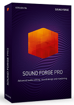 MAGIX SOUND FORGE Pro 14 Education/Charity/NfP