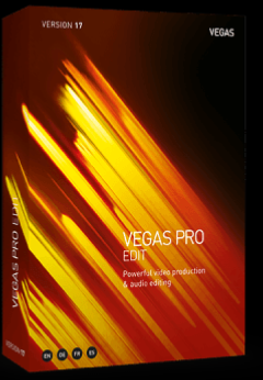 MAGIX VEGAS Pro 18 EDIT Upgrade Volume Licensing Education/Charity/NfP