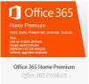 Office 365 Home Premium 32/64 bit Annual Subscription