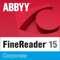 ABBYY FineReader 15 Corporate Education Per seat