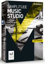 MAGIX Samplitude Music Studio Win License 5-99 Users, per User Education/Charity/NfP
