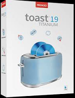 Corel Toast 19 Titanium Education/Charity/Not for Profit License