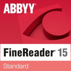ABBYY FineReader 15 Standard Edition Charity/NfPs Per seat