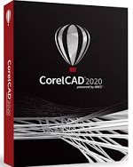 CorelCAD 2020 Education/Charity/Not for Profit License