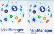 MindManager Subscription 1 year Academic/Not for Profit