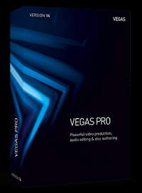 MAGIX VEGAS Pro 16 Upgrade Win Download Education/Charity/NfP