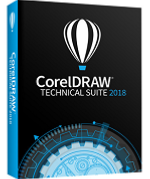 CorelDRAW Technical Suite 2018 Education/Charity/Not for Profit License