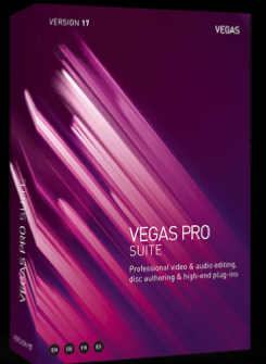 MAGIX VEGAS Pro 18 Suite Upgrade Volume Licensing Education/Charity/NfP