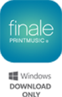 Finale PrintMusic 2014 LabPack (5-user) - Download
