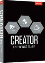 Corel Creator Silver 12 Education/Charity/Not for Profit License