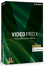 MAGIX Video Pro X 12 Win Download Education/Charity/NfP