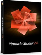 Corel Pinnacle Studio 24 Standard Education/Charity/Not for Profit License
