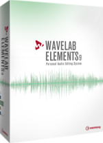 WaveLab Elements 9.5 PC/MAC Soft eLicenser