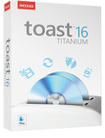 Corel Toast 16 Titanium Education/Charity/Not for Profit License