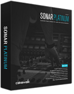 SONAR Platinum Academic Edition