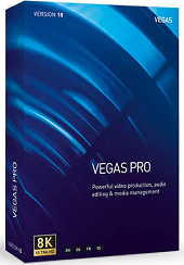 MAGIX VEGAS Pro 18 Win Download Education/Charity/NfP