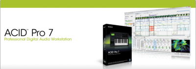 Professional Training for ACID Pro 7 Software (PAL)