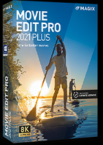 MAGIX Movie Edit Pro Plus 2021 Win 2021 License 5-99 Users, per User Education/Charity/NfP