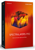 MAGIX SpectraLayers Pro 5 PC/MAC Win/Mac Download Education/Charity/NfP