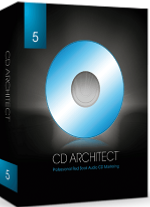 MAGIX CD Architect 5.2 Win License 5-99 Users, per User Education/Charity/NfP