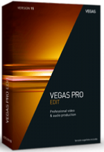 Magix VEGAS Pro 15 EDIT Upgrade Volume Licensing Education/Charity/NfP