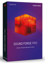 MAGIX SOUND FORGE Pro 13 (Upgrade from older Standard and Pro version) Education/Charity/NfP