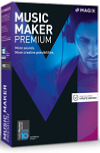 MAGIX Music Maker Premium Win Download Education/Charity/NfP