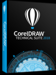 CorelDRAW Technical Suite 2018 Classroom 15 + 1 Teacher Licence