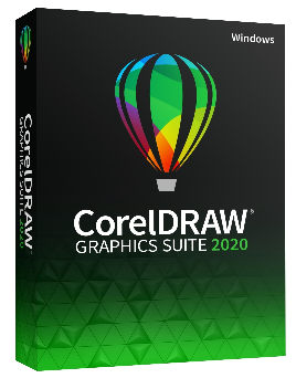 CorelDRAW Graphics Suite 2020 for Win Education/Charity/Not for Profit License