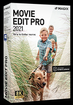 MAGIX Movie Edit Pro Win 2021 License 5-99 Users, per User Education/Charity/NfP