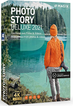 MAGIX Photostory Deluxe Win Download Education/Charity/NfP
