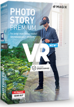 MAGIX Photostory Premium VR Education/Charity/NfP