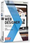 MAGIX Xara Web Designer Win License 5-99 Users, per User Education/Charity/NfP