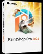 Corel PaintShop Pro 2021 Education/Charity/Not for Profit License