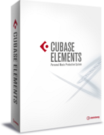 Cubase Elements 9.5 PC/MAC Soft eLicenser
