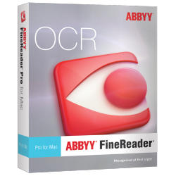 ABBYY FineReader Professional Edition for Mac Charity/NfP Perpetual Licence