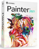 Corel Painter 2021 Education/Charity/Not for Profit License