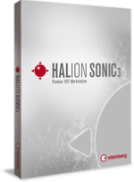 HALion Sonic 3 PC/MAC Soft eLicenser