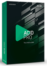 MAGIX ACID Pro 8 (Upgrade from previous version) Academic Volume Licensing Education/Charity/NfP