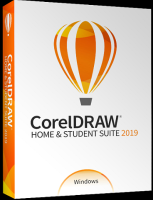CorelDraw Home and Student Suite 2019