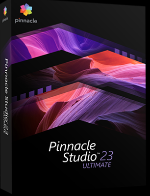 Corel Pinnacle Studio 23 Ultimate Education/Charity/Not for Profit License