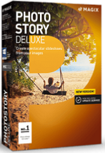 MAGIX Photostory Deluxe 2021 Win License 5-99 Users, per User Education/Charity/NfP