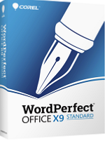 Corel WordPerfect Office X9 Education/Charity/Not for Profit License